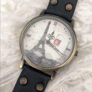 Vintage style watch